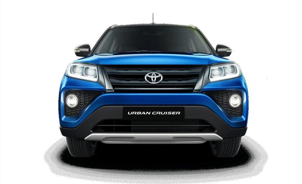 Новый автомобиль от Toyota - Urban Cruiser