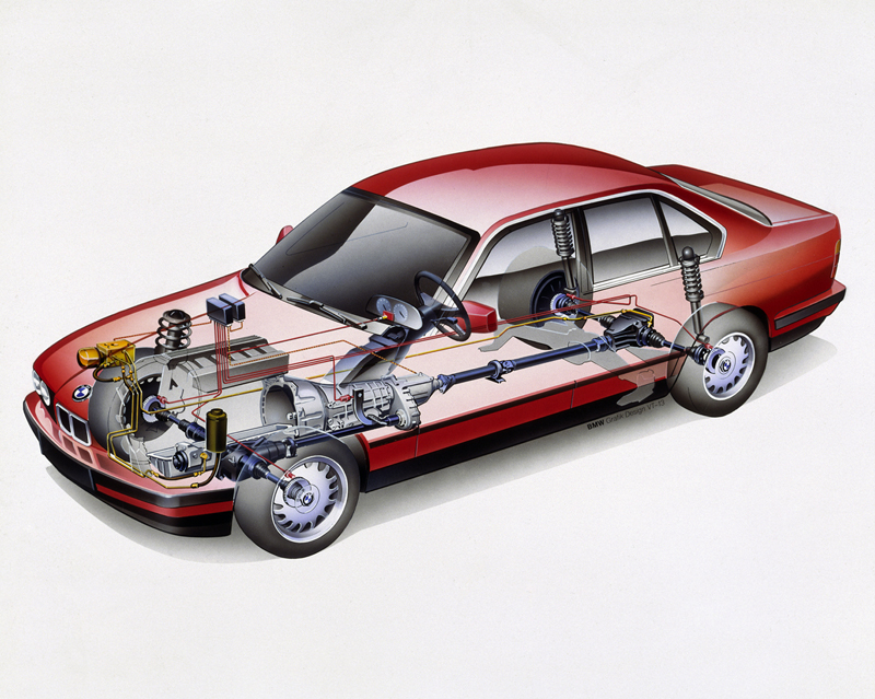 картинки детали легкового автомобиля шаги