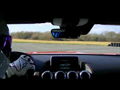 Stig Power Lap: Mercedes-AMG-GT S - Top Gear - BBC