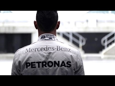 Mercedes-Benz TV: Lewis Hamilton and the Mercedes-Benz GLE Coupe
