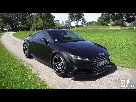 ABT TTS - Intro and Test Drive - 370PS