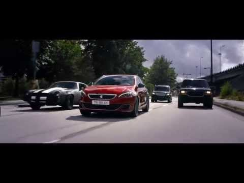 Peugeot 308 GTi I Push The Limits