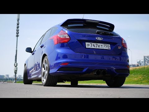 Ford Focus ST (Stage 3) обзор