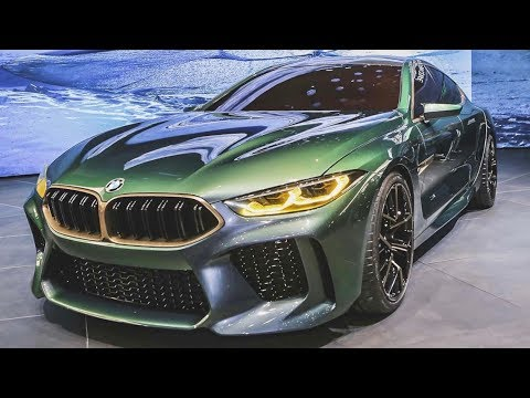 2019 BMW M8 Gran Coupe - BMW FLAGSHIP - Ready To Fight!