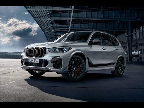 BMW X5 M Performance Parts for 2019