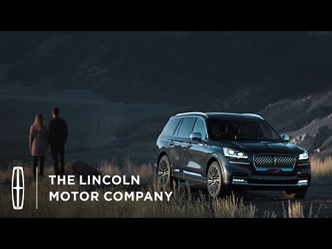 Lincoln Aviator The All-New 2020