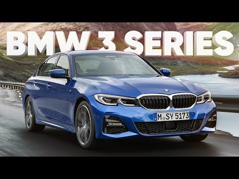 BMW 3 series 320d xDrive G20 (2019)