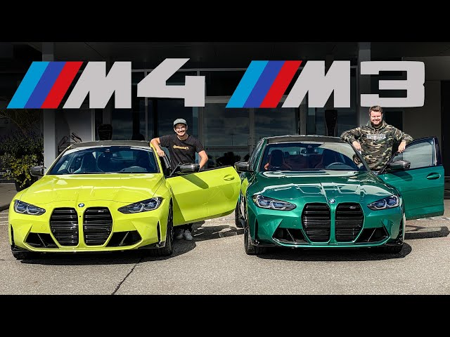 2021 BMW M3 & M4 - North American? Exclusive?