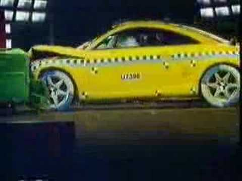 Audi TT Crash Test