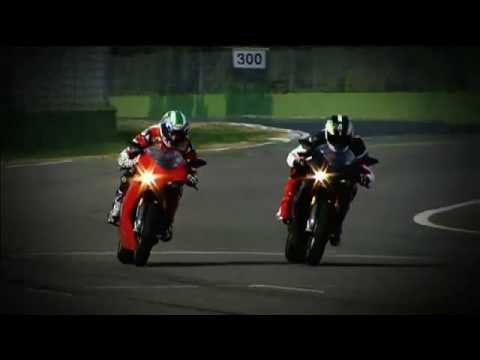 Ducati 1198 Promotional Video