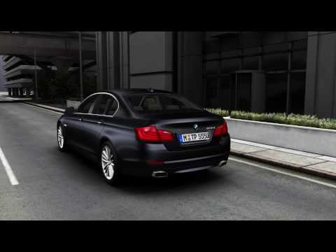 Officially New BMW 5 Series Sedan 2011 HD