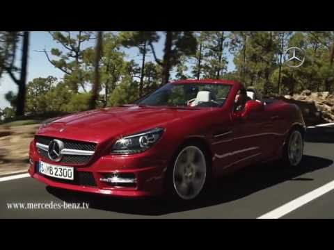 Mercedes-Benz.tv: The New SLK