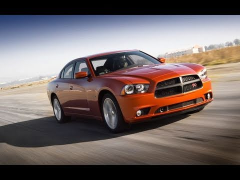 Dodge Charger 2011 - First Test