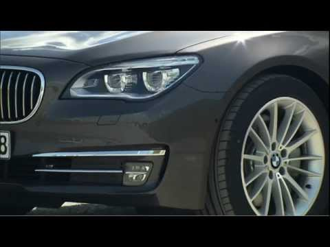 2013 BMW 7-Series facelift revealed