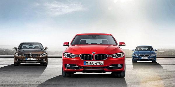 BMW 3-Series - новый седан шестого поколения