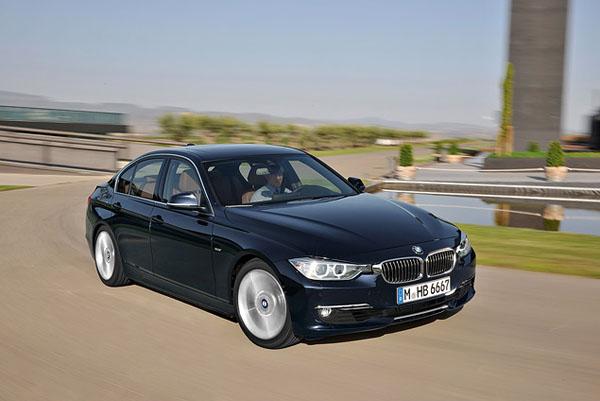 BMW 3-Series седан шестого поколения
