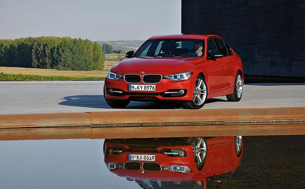 BMW 3-Series нового поколения
