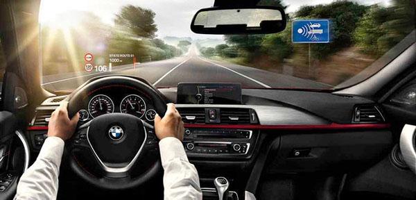 салон BMW 3-Series 2012 интерьер